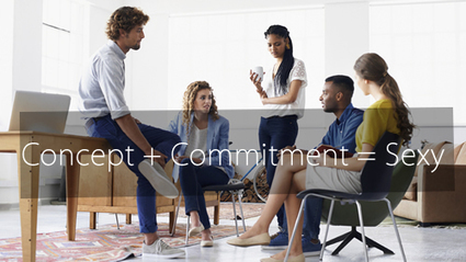 CONCEPTS AND COMMITMENTS = SEXY | Culturational Chemistry™ | Scoop.it