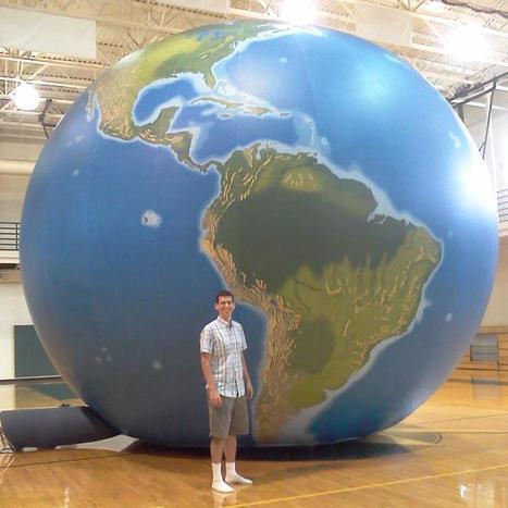 EarthView : Bridgewater State | Geography Education | Scoop.it
