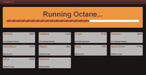 Google lanza Octane para medir el rendimiento real de los navegadores web | La biblioteca de Alejandría está en la Red | Scoop.it
