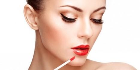 E le labbra, come le trucchiamo? | Moda Donna - sfilate.it | Scoop.it