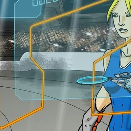 The New Bionic Sports of the Future Transhumanist Olympics | leapmind | Scoop.it