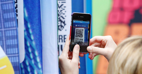 Finally, an Alternative to the Much-Hated QR Code | Using iPads in Classrooms | Scoop.it