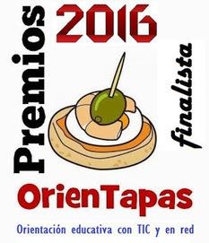 Conoce y vota a los finalistas de los Premios OrienTapas 2016 de Orientación educativa con TIC y en red   oriéntate   Scoop.it