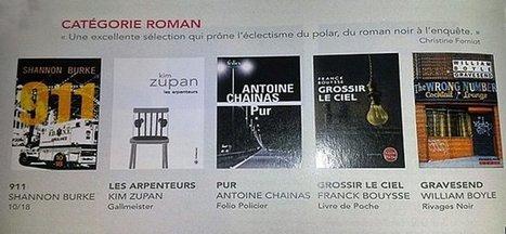 Destination Prix SNCF du Polar 2017 ! | Bordeaux Gazette | Scoop.it