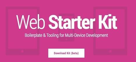 Google lance Starter Kit pour un Web plus cohérent | science de l'info | Scoop.it