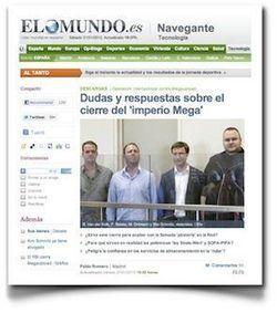 Dudas y respuestas sobre el cierre del imperio Mega, en El Mundo   VIM   Scoop.it