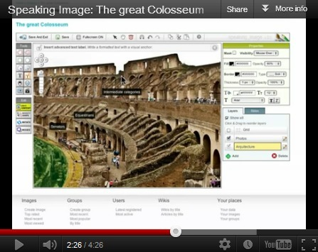 Speaking Image: Collaborative Annotation of Images | 21st Century Technology Integration | Scoop.it