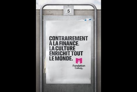 En France: Une campagne d'affichage pour placer la culture dans les débats politiques | Remue-méninges FLE | Scoop.it