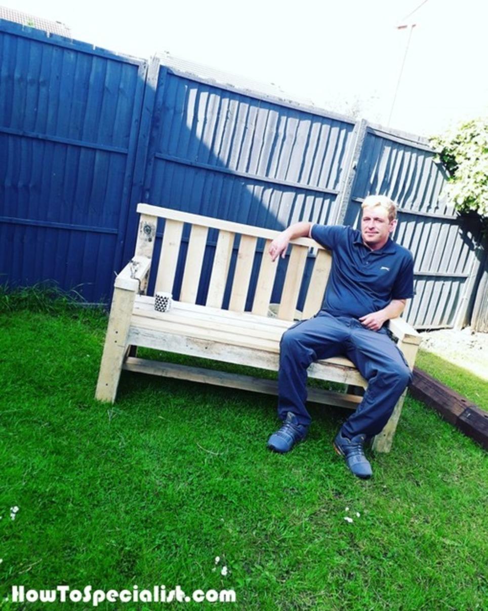 Astonishing Outdoor Bench In Garden Plans Scoop It Lamtechconsult Wood Chair Design Ideas Lamtechconsultcom