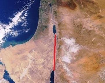 Le canal entre la mer Rouge et la mer Morte bientôt en chantier | Les déserts dans le monde | Scoop.it