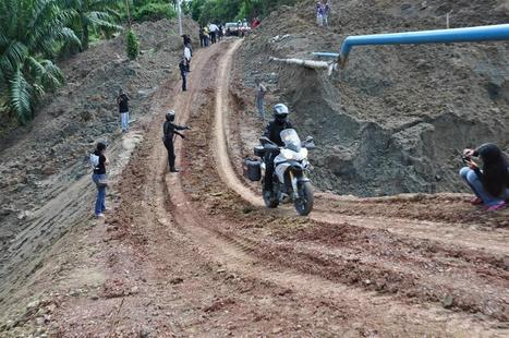 Ducati Multistrada 1200 Owners Embraced Their Spirit for Adventure With a 10-Day Experience in Borneo | Ductalk Ducati News | Scoop.it