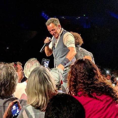 Setlist  : Bruce Springsteen in Perth, Australia 1/22/17 | Bruce Springsteen | Scoop.it