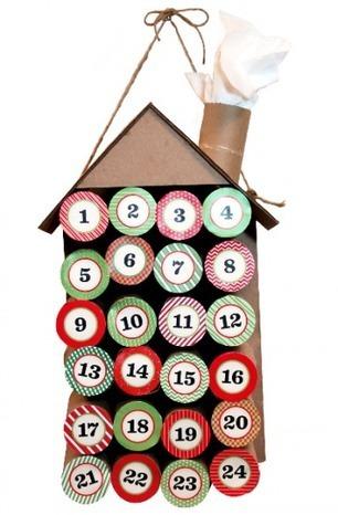 Countdown to Christmas: Best Advent Calendars | Conunpocoazúcar | Scoop.it