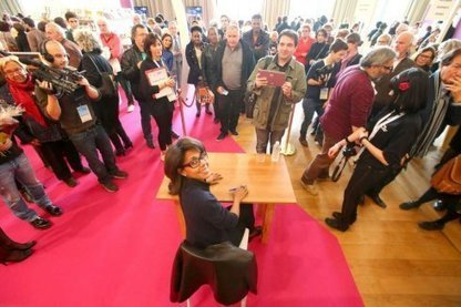 Oloron : Audrey Pulvar invitée du salon du livre - La République des Pyrénées | Aventure littéraire | Scoop.it