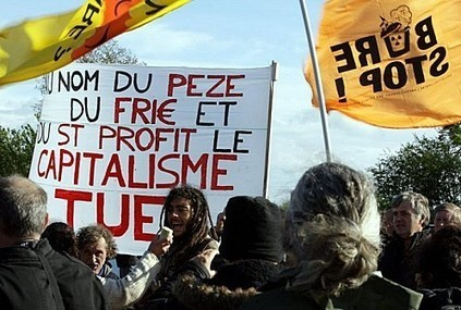 23 mai , Bure : Enfouir cigéo, le débat public... et les nucléocrates ! | # Uzac chien  indigné | Scoop.it