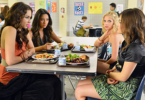 Pretty Little Liars: A's Worst Acts   TVFiends Daily   Scoop.it