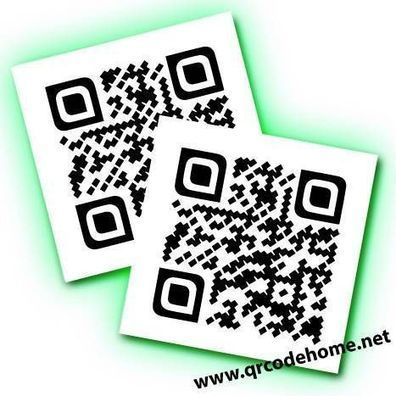 QR Code Stickers for Van, Shop or Business (Pack of 500) | QR CODE Advertising | Scoop.it