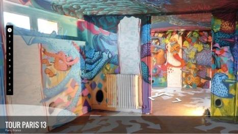 Voyage à travers le street art du monde entier | NOVAPLANET | To Art or not to Art? | Scoop.it