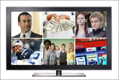 » 2012: The year pay TV fought off the future | The Future of Social TV | Scoop.it