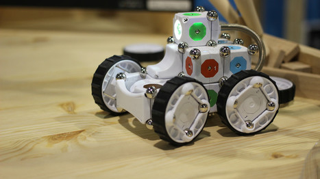 5 Educational Robots You Can Use in Your STEM Classroom — Emerging Education Technologies | Supporting Problem Based Instruction | Scoop.it