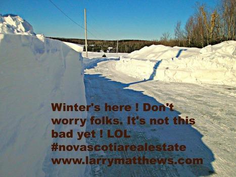 BRRRRRRRRRRR | Nova Scotia Real Estate Investing | Scoop.it