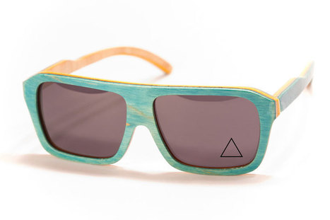 sunglasses made from skateboards by proof   Digital-News on Scoop.it today   Scoop.it