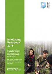 Innovating Pedagogy   Educaciòn Virtual   Scoop.it