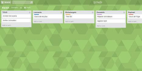 Gérer sa vie quotidienne grâce à Trello | Outils et pratiques du web | Scoop.it