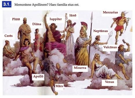 Familia #latine | Net-plus-ultra | Scoop.it