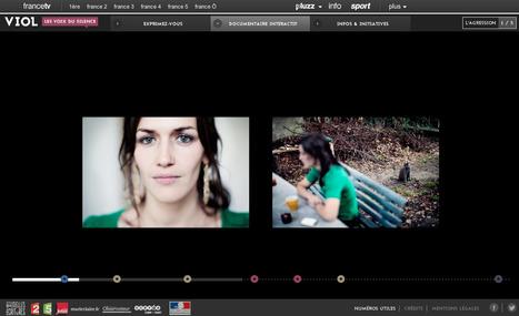 Viol, les voix du silence - Documentaire intéractif - L'agression | Interactive & Immersive Journalism | Scoop.it