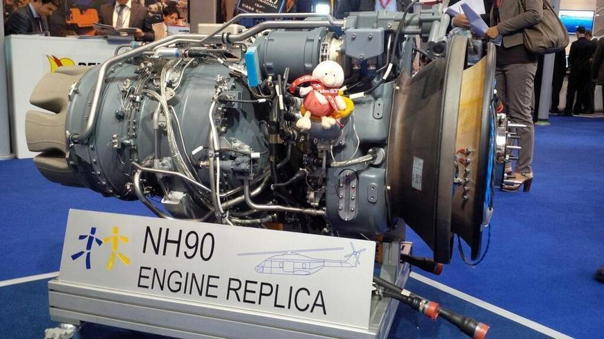 Reiser systemtechnik nh90 engine replica rt for Marine corps motor transport characteristics manual