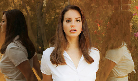 Lana Del Rey is back in the studio | NME.COM | Lana Del Rey - Lizzy Grant | Scoop.it