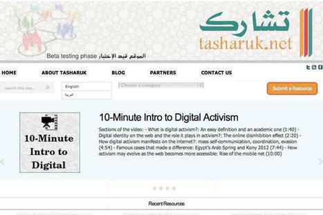 Recursos en árabe para activistas de los medios sociales | @pciudadano | Periodismo Ciudadano | Scoop.it