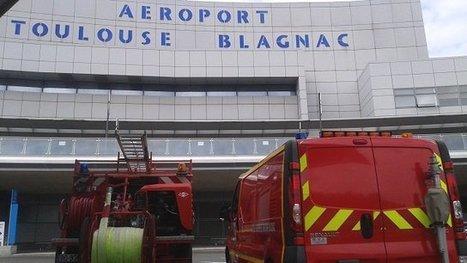 Risque d'interruption totale du trafic à l'aéroport de Toulouse-Blagnac en raison d'une grève des pompiers - France 3 Midi-Pyrénées | AFFRETEMENT AERIEN KEVELAIR | Scoop.it