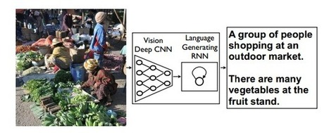 """How Google """"Translates"""" Pictures Into Words Using Vector Space Mathematics   MIT Technology Review   Socialart   Scoop.it"""