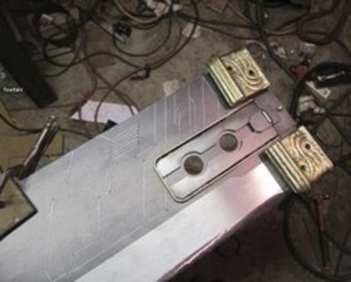 Amazing Blacksmith Forges Real Buster Sword | Machinimania | Scoop.it