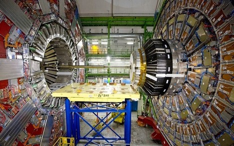 Dark matter could be next big discovery for Large Hadron Collider scientists - Telegraph | Science, research and innovation news | Scoop.it