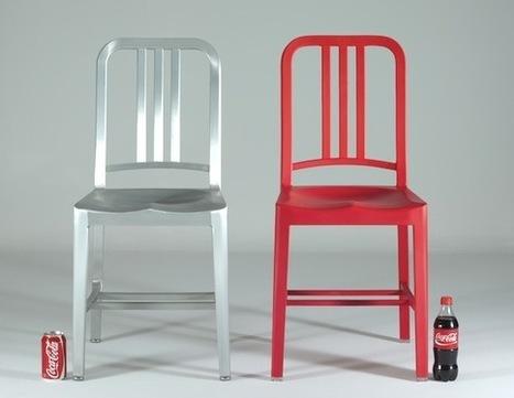 Recycled Coke Bottle Chairs | Cool Random Stuff | Scoop.it