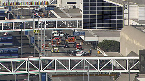 At Least 3 Injured in LAX Shooting | Business Transformation | Scoop.it