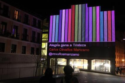 #programalaplaza 2014. Call for Projects for the Digital Facade - Medialab-Prado Madrid | Digital #MediaArt(s) Numérique(s) | Scoop.it