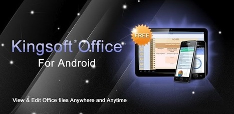 Kingsoft Office (Free) for Android | Digital Presentations in Education | Scoop.it