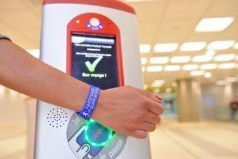 Euro 2016 : un bracelet NFC comme titre de transport   NFC marché, perspectives, usages, technique   Scoop.it