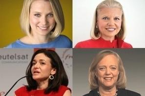 Classement des femmes les plus puissantes de l'informatique | E-Mind : Matérialise vos idées | Scoop.it
