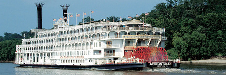 Happy Wanderer: Steamboat brings history to life in the South - San Jose Mercury News | Oak Alley Plantation: Things to see! | Scoop.it