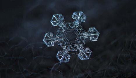 18 Unbelievable Images of Snowflakes | Learning English | Scoop.it