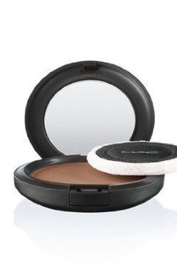 Review Makeup Product - MAC Blot Powder Pressed Deep Dark