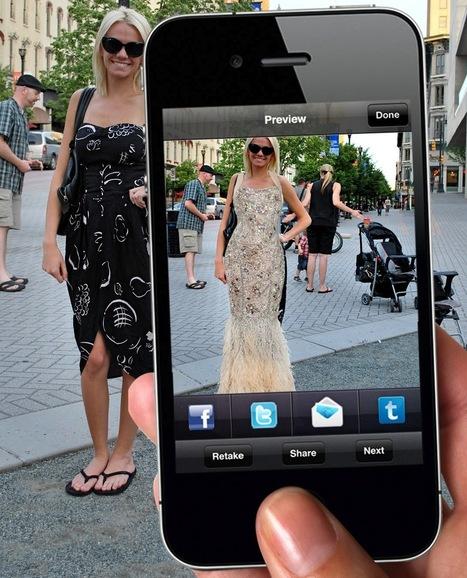 Swarovsky App Gets Your Pretty Woman On | Fuel the Future | Socialart | Scoop.it