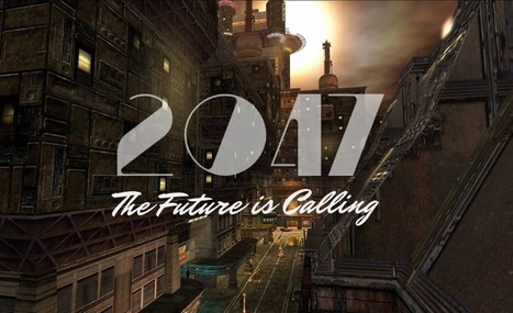 2047: The Future is Calling | Televisión Social y transmedia | Scoop.it