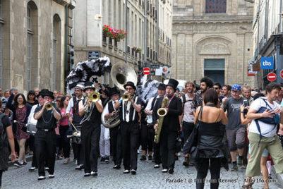 I'm From Rennes - Parade ! en images - Alter1fo | Zikarennes : scène musicale rennaise | Scoop.it