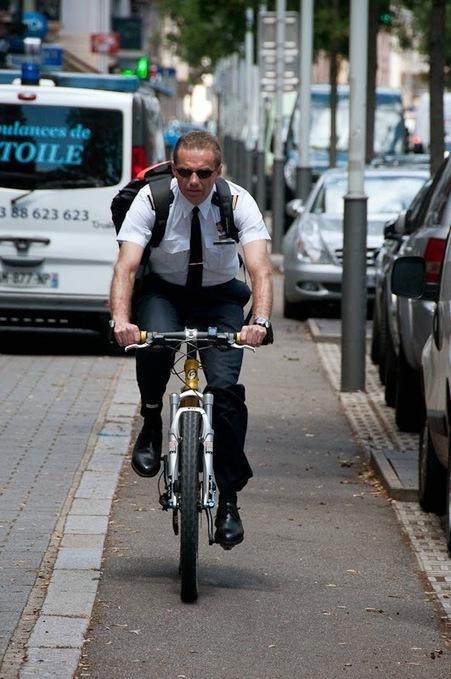 Strasbourg > Au boulot à vélo ! | RoBot cyclotourisme | Scoop.it
